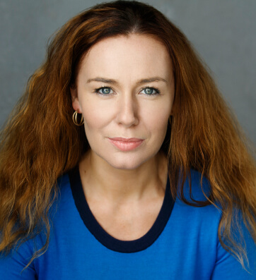 Katie Reddin Clancy Voiceover Artist Actress Comedian And Playwright Home Bio