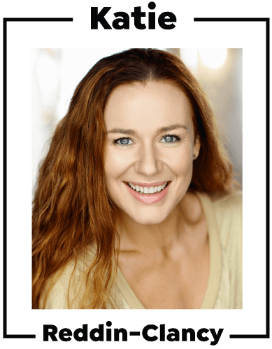 Katie Reddin Clancy British Voiceover Artist Contact Section Single Image