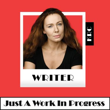Katie Reddin Clancy British Voiceover Artist Writer Image
