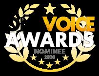 Katie Reddin Clancy British Voiceover Artist Voice Award
