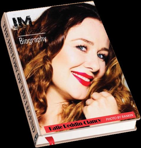 Katie Reddin Clancy British Voiceover Artist About Img