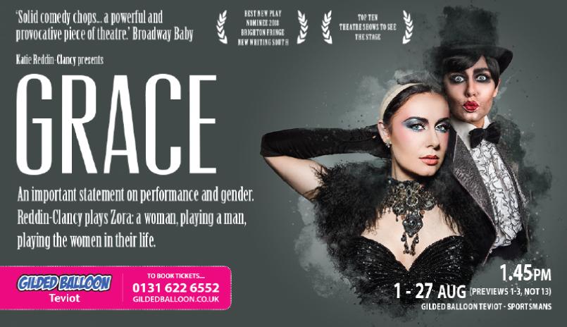 Katie Reddin Clancy British Voiceover Artist Grace Img