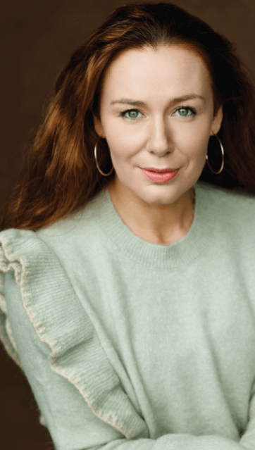 Katie Reddin Clancy British Voiceover Artist Pro Image