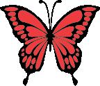 Katie Reddin Clancy British Voiceover Artist Tutor Butterfly Image
