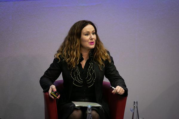 Katie Reddin Clancy British Voiceover Artist Future Brand Img2