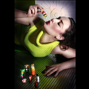 Katie Reddin Clancy British Voiceover Artist Clooci Campaign