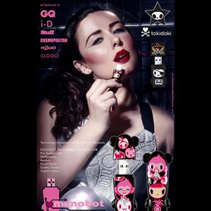 Katie Reddin Clancy British Voiceover Artist Mimobot