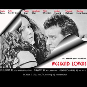 Katie Reddin Clancy British Voiceover Artist Weeknend Lovers