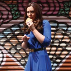 Katie Reddin Clancy British Voiceover Artist Show Queen 2