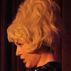 Katie Reddin Clancy British Voiceover Artist Show Queen 4