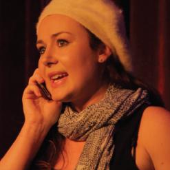 Katie Reddin Clancy British Voiceover Artist Show Queen 6