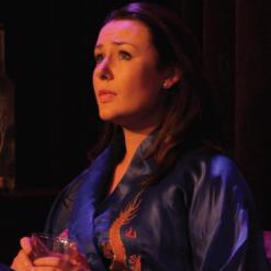 Katie Reddin Clancy British Voiceover Artist Show Queen 7