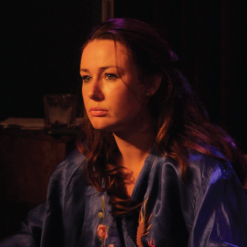 Katie Reddin Clancy British Voiceover Artist Show Queen 8