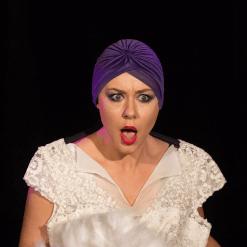 Katie Reddin Clancy British Voiceover Artist Actor Grace16