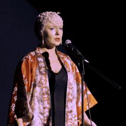 Katie Reddin Clancy British Voiceover Artist Actor Grace4