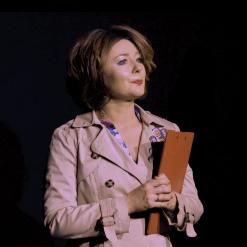 Katie Reddin Clancy British Voiceover Artist Actor Grace9