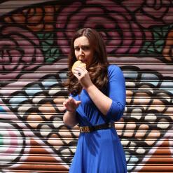 Katie Reddin Clancy British Voiceover Artist Comedian Grace1