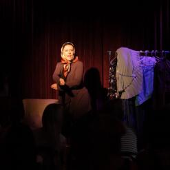 Katie Reddin Clancy British Voiceover Artist Comedian Grace10