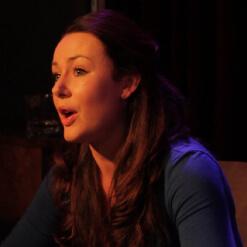 Katie Reddin Clancy British Voiceover Artist Comedian Grace2