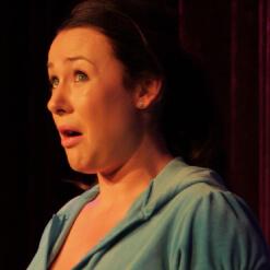 Katie Reddin Clancy British Voiceover Artist Comedian Grace4