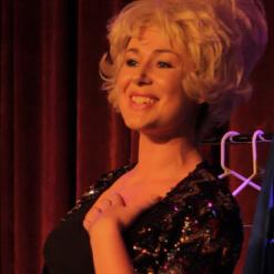 Katie Reddin Clancy British Voiceover Artist Comedian Grace5