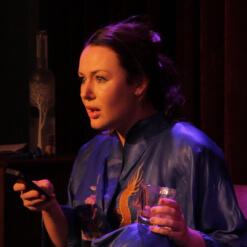 Katie Reddin Clancy British Voiceover Artist Comedian Grace7