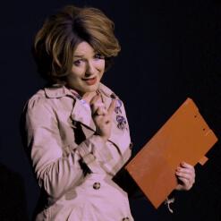 Katie Reddin Clancy British Voiceover Artist Comedian Shows10