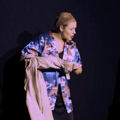 Katie Reddin Clancy British Voiceover Artist Comedian Shows11