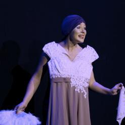 Katie Reddin Clancy British Voiceover Artist Comedian Shows17