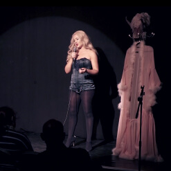 Katie Reddin Clancy British Voiceover Artist Comedian Shows22