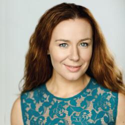 Katie Reddin Clancy British Voiceover Artist Comedy Headshots 4