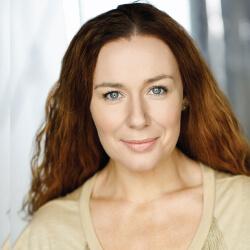 Katie Reddin Clancy British Voiceover Artist Comedy Headshots 5