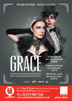 Katie Reddin Clancy British Voiceover Artist Grace Brighton