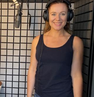 Katie Reddin Clancy British Voiceover Artist About 17