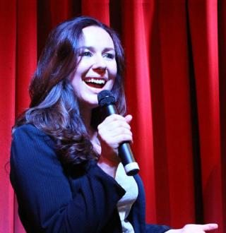 Katie Reddin Clancy British Voiceover Artist About 3