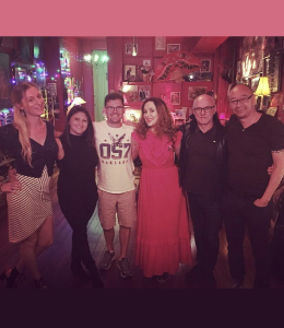 Katie Reddin Clancy British Voiceover Artist Grace Show Ride 02
