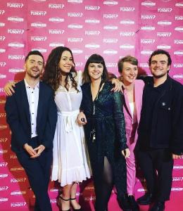 Katie Reddin Clancy British Voiceover Artist Grace Show Ride 03