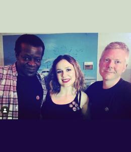 Katie Reddin Clancy British Voiceover Artist Grace Show Ride 05