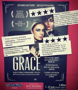 Katie Reddin Clancy British Voiceover Artist Grace Show Ride 07