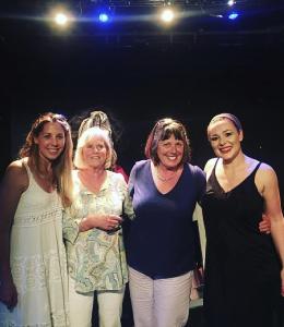 Katie Reddin Clancy British Voiceover Artist Grace Show Ride 18