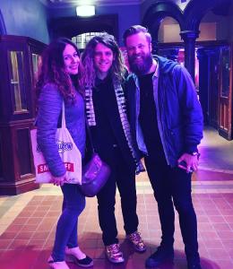 Katie Reddin Clancy British Voiceover Artist Grace Show Ride 21