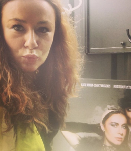 Katie Reddin Clancy British Voiceover Artist Grace Show Ride 26