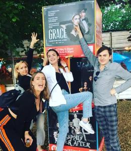 Katie Reddin Clancy British Voiceover Artist Grace Show Ride 30