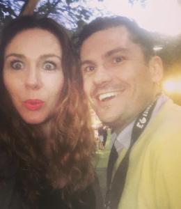 Katie Reddin Clancy British Voiceover Artist Grace Show Ride 33
