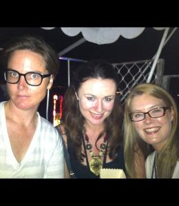 Katie Reddin Clancy British Voiceover Artist KMSQ Ride 01