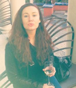 Katie Reddin Clancy British Voiceover Artist KMSQ Ride 06