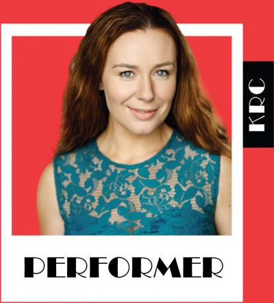 Katie Reddin Clancy British Voiceover Artist Press Review