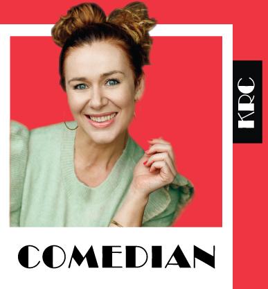Katie Reddin Clancy British Voiceover Artist Comedian Img