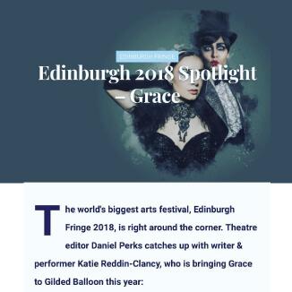 Katie Reddin Clancy British Voiceover Artist Micro Magazine