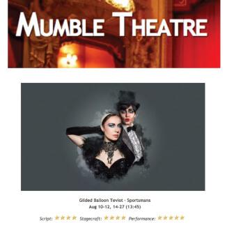 Katie Reddin Clancy British Voiceover Artist Mumble Theatre